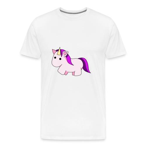 #Einhornliebe Shirt - Männer Premium T-Shirt