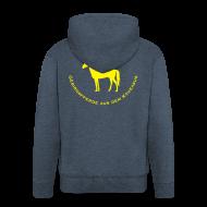 Pullover & Hoodies ~ Männer Premium Kapuzenjacke ~ Artikelnummer 11191006