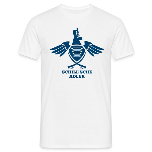 Schill´sche Adler - Männer T-Shirt