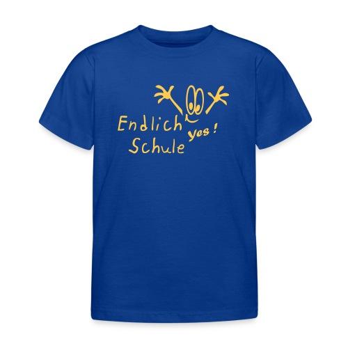 Schule - Kinder T-Shirt