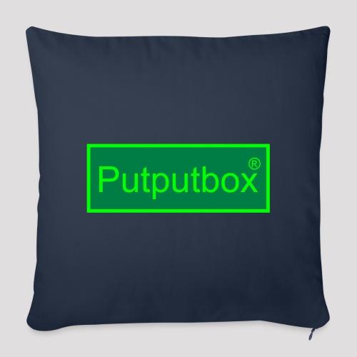 Putputbox® - Sofa pillow cover - Sofa pillow cover 44 x 44 cm