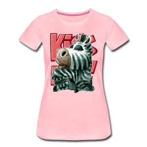 Kiss me! - Women's Premium T-Shirt