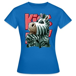 Kiss me! - Women's T-Shirt