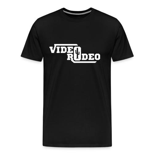 Video Rodeo T-Shirt - Männer Premium T-Shirt