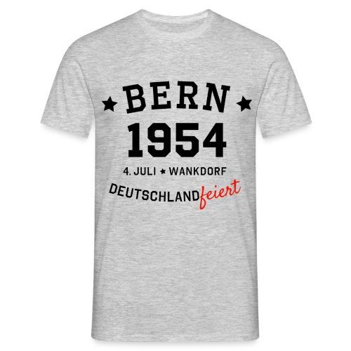 Bern 1954 Motto T-Shirt - Männer T-Shirt