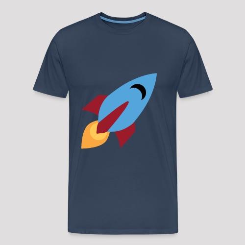 Rocket - Men's Premium T-Shirt - Men's Premium T-Shirt