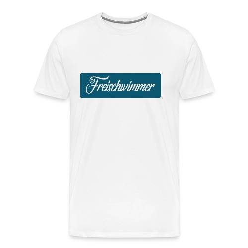 Freischwimmer - The Tee - Männer Premium T-Shirt
