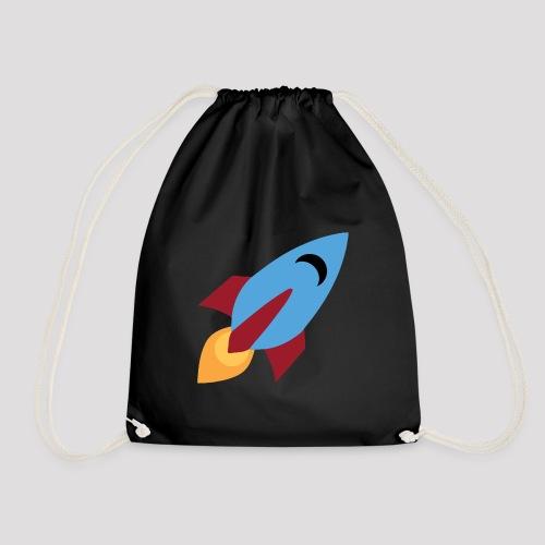 Rocket - Drawstring Bag - Drawstring Bag