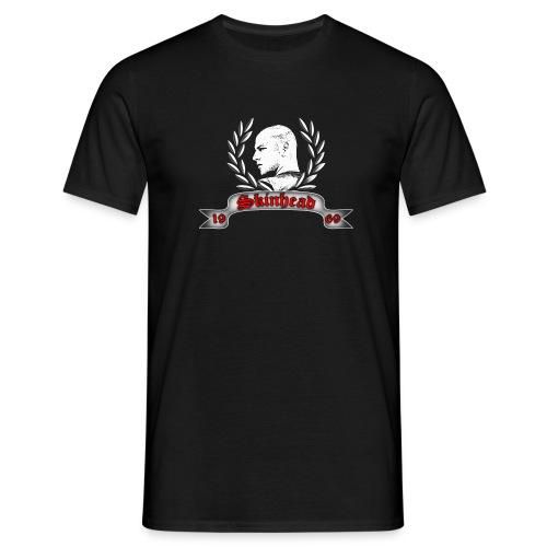 Skinhead 1969 - Lorbeerkranz - Männer T-Shirt