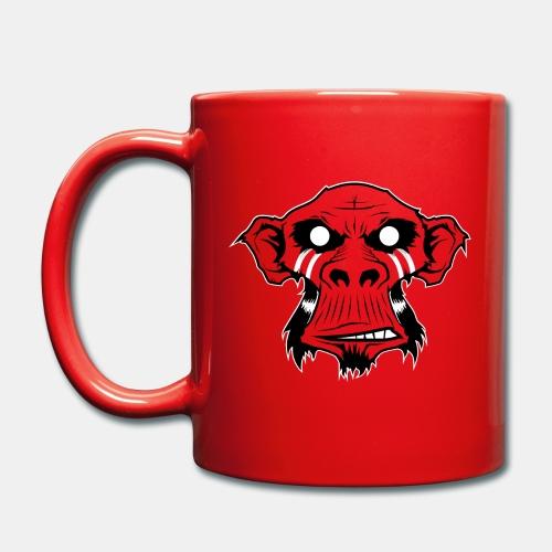 Monkey Cup - Tasse einfarbig
