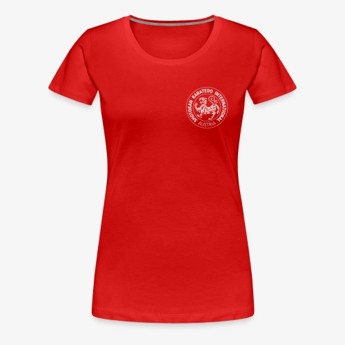 AKA Frauen Premium T-Shirt - Frauen Premium T-Shirt