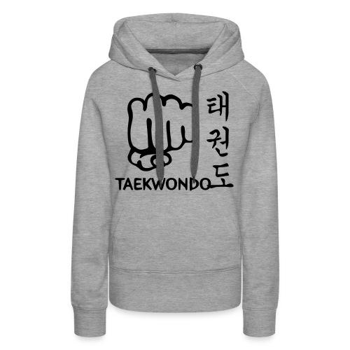 Taekwondo - Women's Premium Hoodie