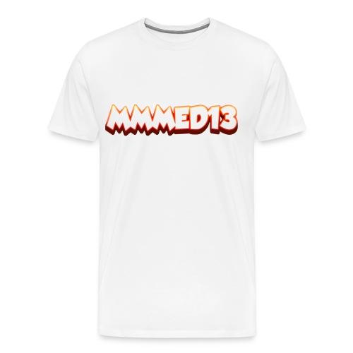 Logo Männer Shirt - Männer Premium T-Shirt