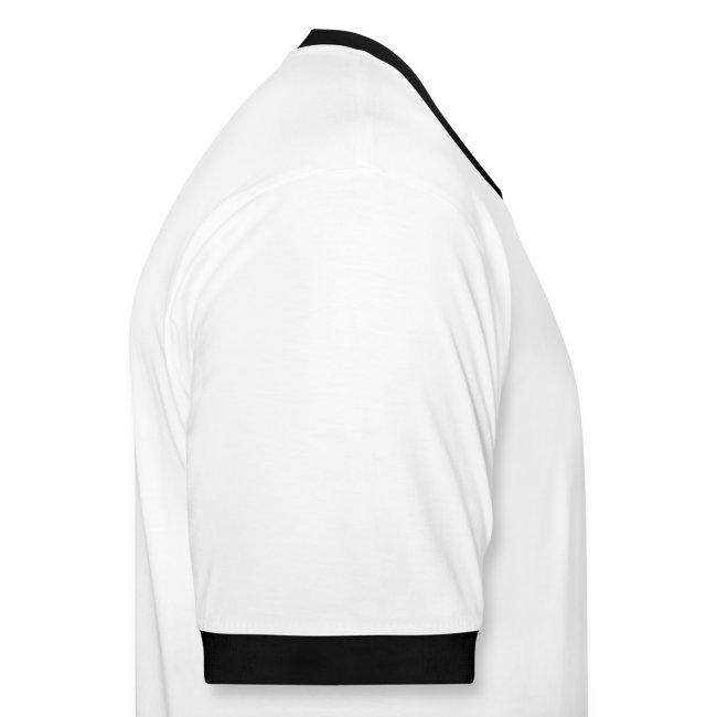 Karoshi X Shirt, zweifarbig