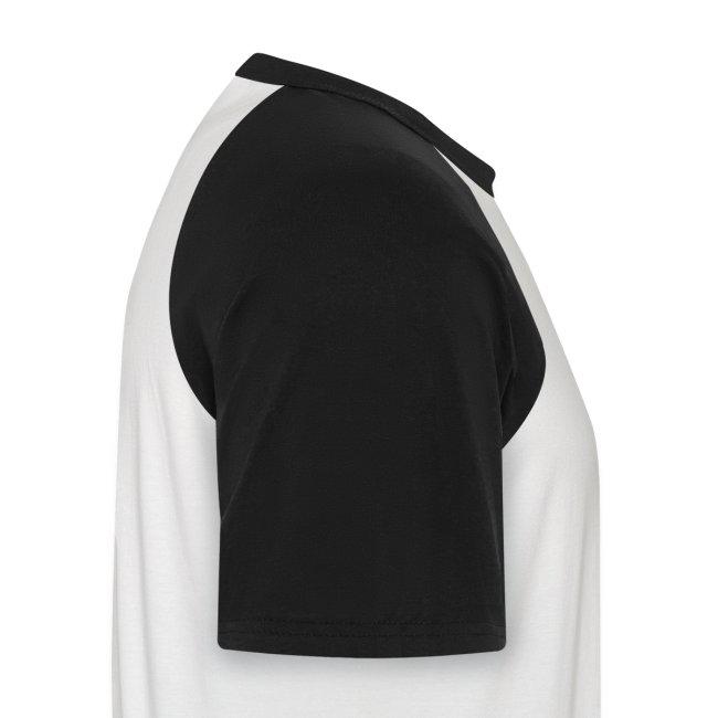 T-Shirt Schwarz Weiß