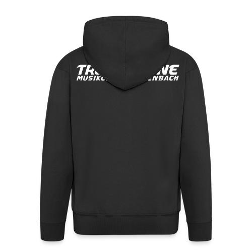 TRUMPETLINE Kapuzenjacke - Männer Premium Kapuzenjacke