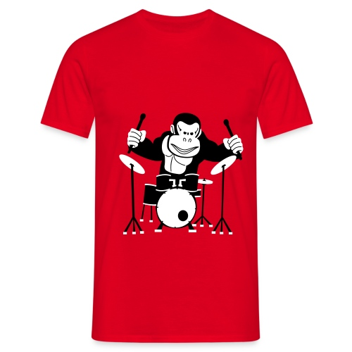 Mens CandN Music Shirt - Men's T-Shirt