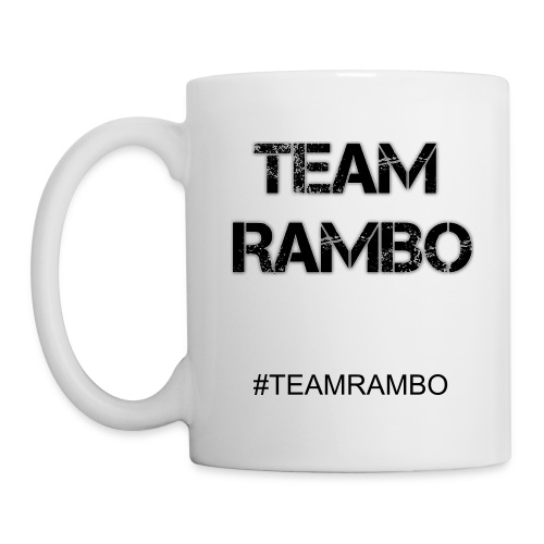 Official TEAM RAMBO Mug - Mug