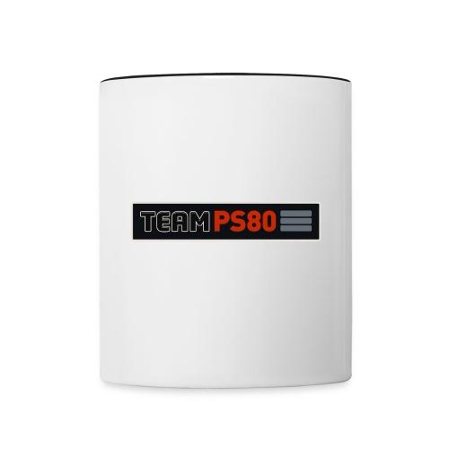 Mug Original TeamPS80 - Mug contrasté