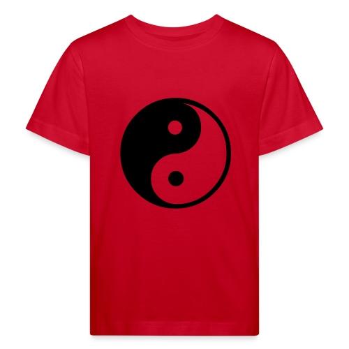 Duo design - Kinderen Bio-T-shirt