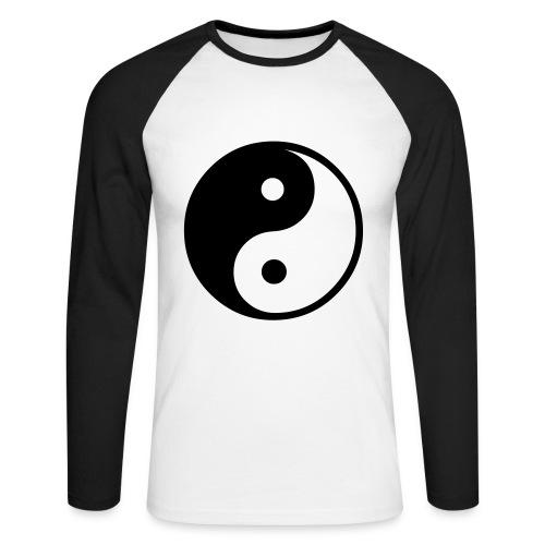 Duo design - Mannen baseballshirt lange mouw