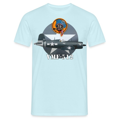 F4U Corsair VMF-512 - Men's T-Shirt