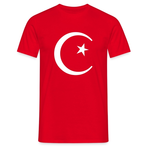 TS turquie 01 - T-shirt Homme