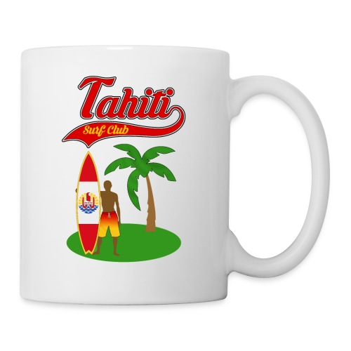 Tahiti Surf Club - Mug