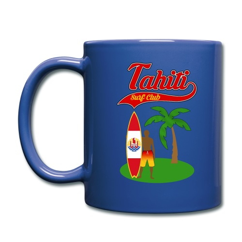Tahiti Surf Club - Full Colour Mug