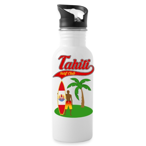 Tahiti Surf Club - Water Bottle
