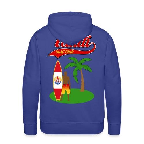 Tahiti Surf Club - Men's Premium Hoodie