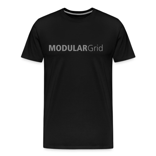 MODULARGrid - SuperBoothBabe - Men's Premium T-Shirt