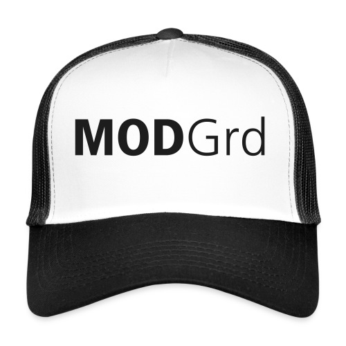 MODGrd - Show off at the Truck Stop - Trucker Cap