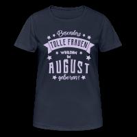 Geburtstag im August Frau T-Shirts