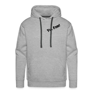 Yes Fam Spray Can - Men's Premium Hoodie