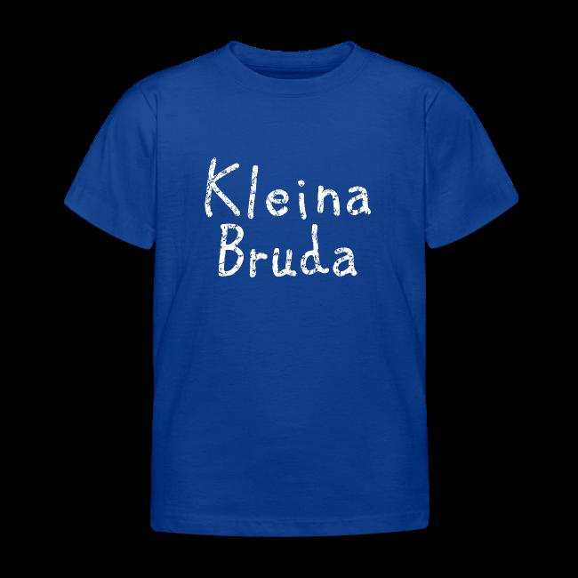 T Shirt Spruch Und Sprüche T Shirts Kleina Bruda Kinder T Shirt