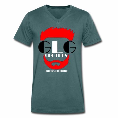 GLG CLOTHES T-SHIRT - T-shirt bio col V Stanley & Stella Homme