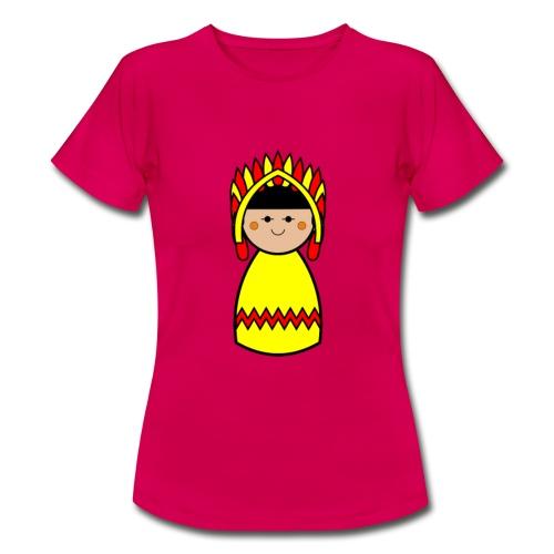 Womens Native American Shirt - Women's T-Shirt