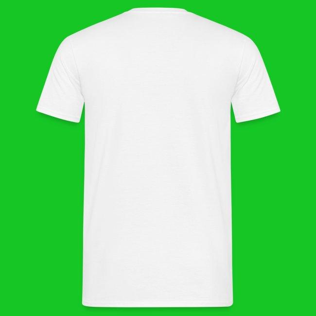 100% Heteroseksueel heren t-shirt