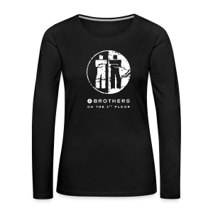 Black women long sleeve - Women's Premium Longsleeve Shirt