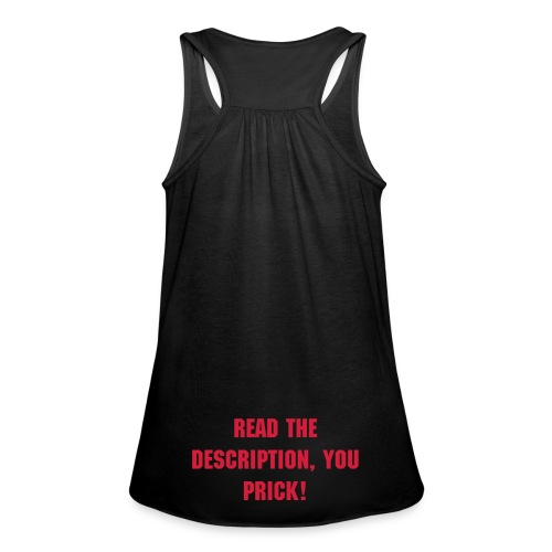 Woman's Tank Top - Read the Description - Women's Tank Top by Bella