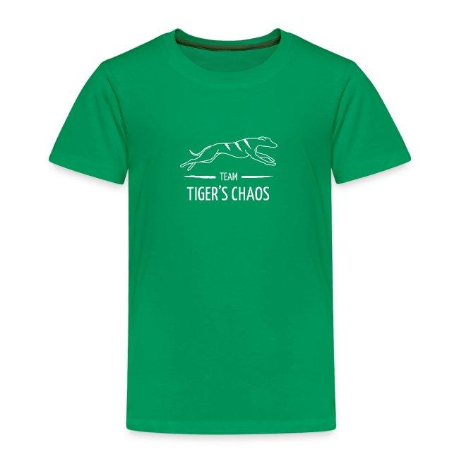 Lasten t-paita - vihreä