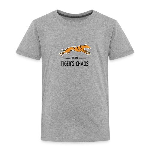 Lasten t-paita - harmaa - Lasten premium t-paita