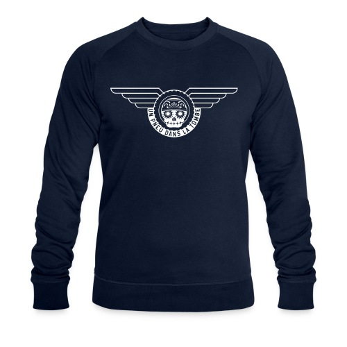 UN PNEU DANS LA TOMBE - Sweat-shirt bio Stanley & Stella Homme