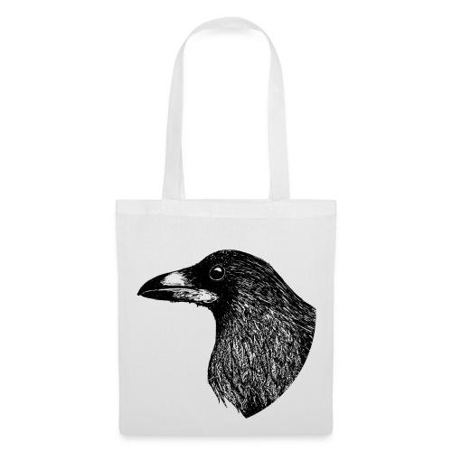 RAVEN BLACK Bag - Stoffbeutel