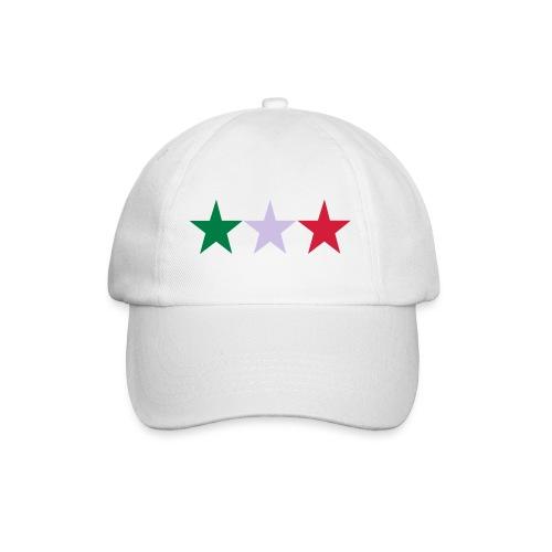 berretto da baseball con stelle Italia - Cappello con visiera