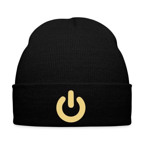 cappellino invernale con power oro - Cappellino invernale
