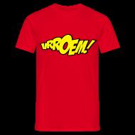 T-shirts ~ Mannen T-shirt ~ t-shirt vrroem