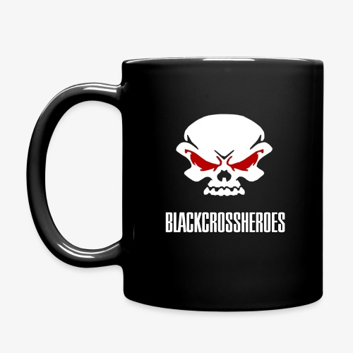 BlackCrossHeroes - Tasse - Tasse einfarbig