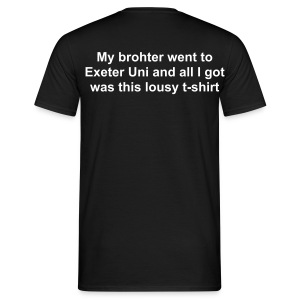 My Brother - Men's T-Shirt